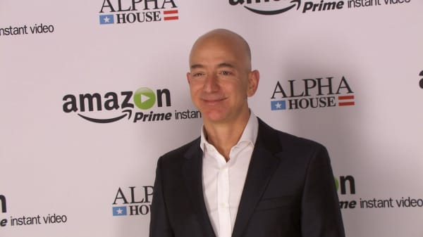 Here's what makes up the Jeff Bezos empire