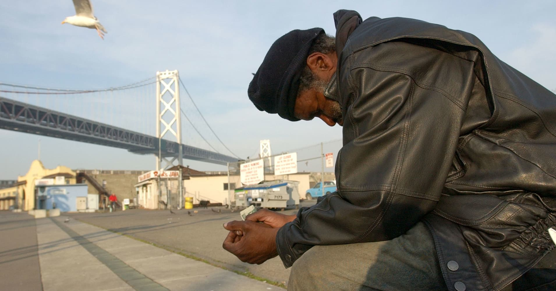It's time for tech to fix the wealth inequality problem in the Bay Area, says start-up CEO