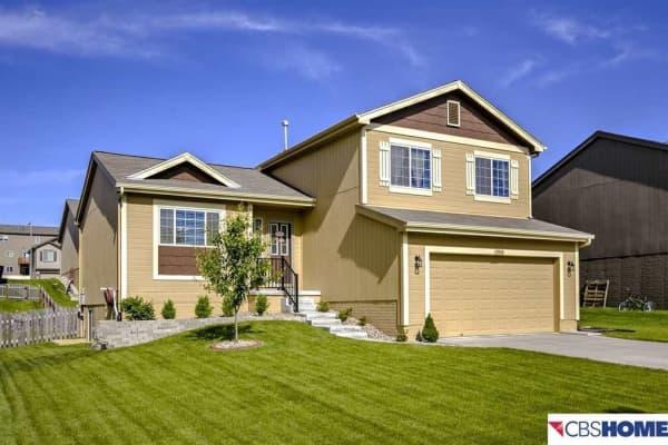 A home in Omaha, Nebraska.