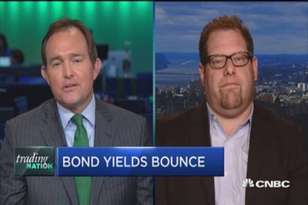 Trading Nation: Bond market signaling 'mediocre growth'