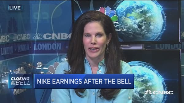 Nike might have further downside: Stacey Widlitz