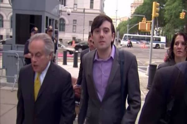 Investor in Martin Shkreli's fund testifies she felt 'betrayed' by Pharma Bro, who dragged out paying her for months