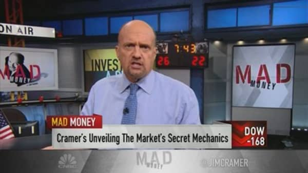 Cramer: This explosive combo signals raging buy