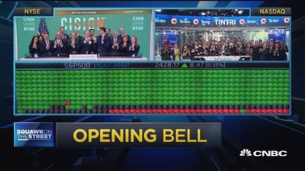 Opening Bell, June 30, 2017