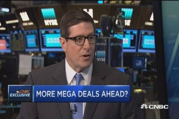 Citigroup's Mark Shafir looks at the 2017 deal landscape