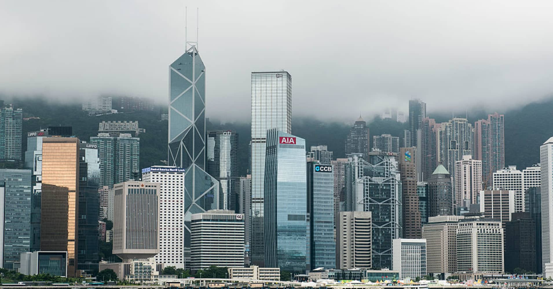 Hong Kong 20 years after the handover, in numbers