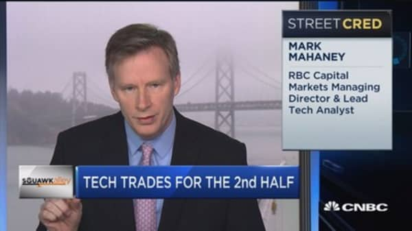 RBC Capital's Mark Mahaney: Underlying fundamentals in tech will continue to be consistent