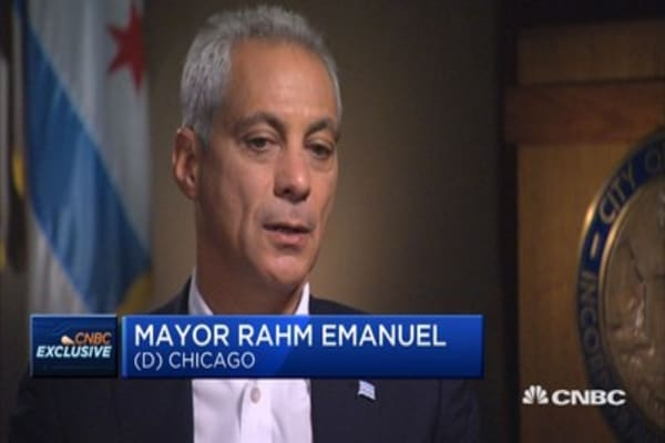 Rahm Emanuel: