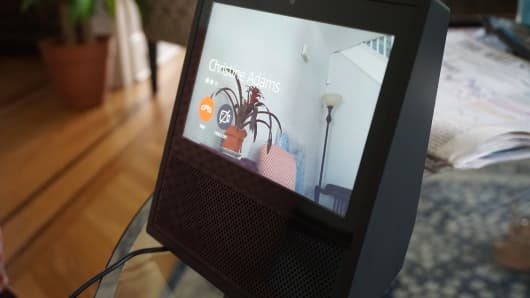 CNBC Tech: Amazon Echo Show 3