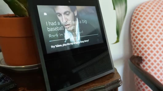 CNBC Tech: Amazon Echo Show 5