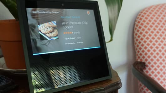 CNBC Tech: Amazon Echo Show 8