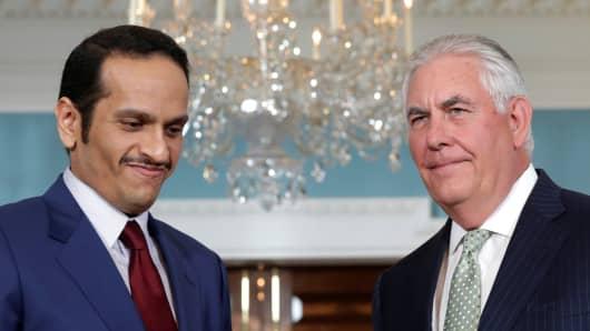 Arab states say Qatar restrictions will continue