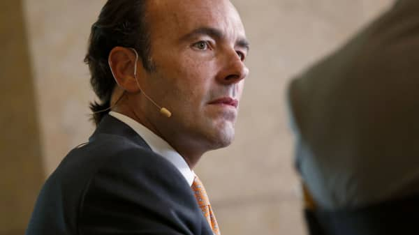 Kyle Bass, chief investment officer of Hayman Capital Management