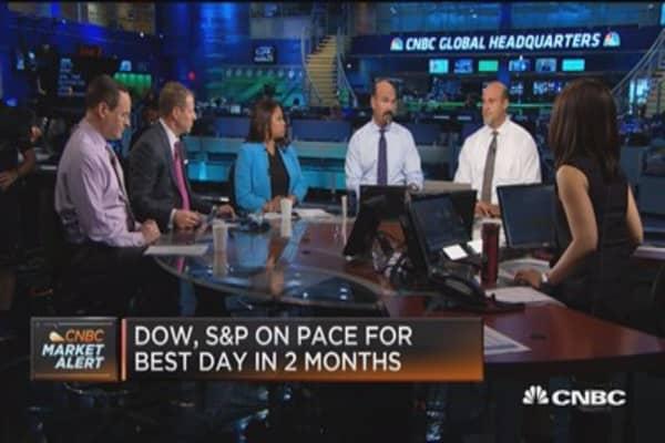 Jon Najarian: Watch this Stock