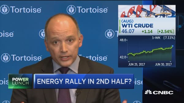 Fundamentals are set up 2nd half comeback in energy: Tortoise Capital's Rob Thummel
