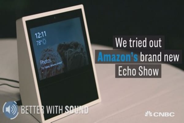 Amazon's Echo Show is the best home assistant you can buy
