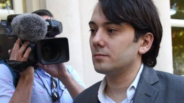 Martin Shkreli 'wanted to be Stevie Cohen' but then lost almost $5 million, investor testifies, then said 'sorry for all the inconvenience' in email