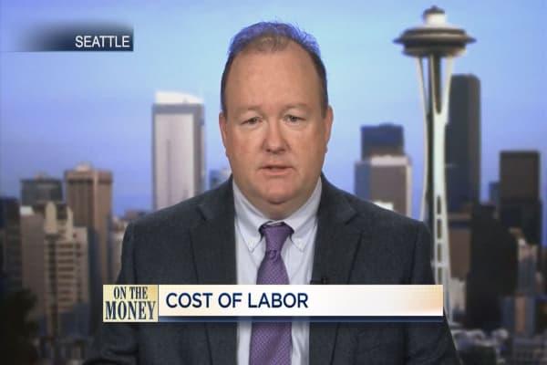 Maximum minimum wage?
