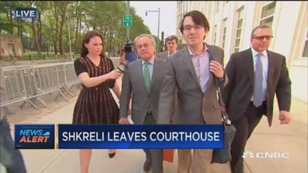 Pharma Bro's defense attorney expresses frustration on him talking to press