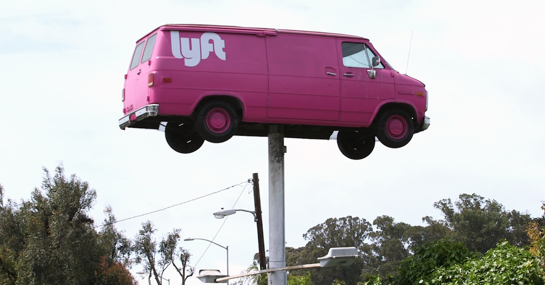 Ride-hailing platform Lyft expects to raise as much as $2 billion in IPO