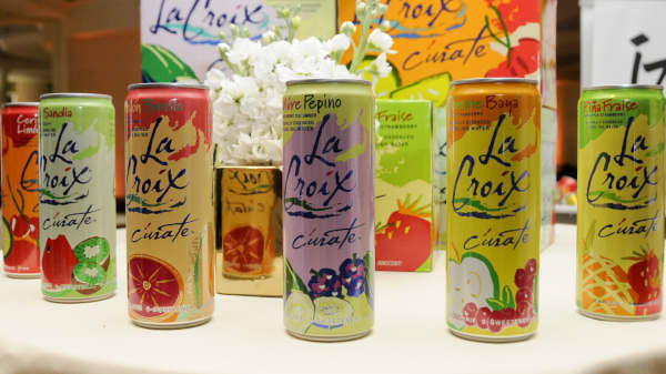 Amazon just made it harder to buy hipster sparkling water LaCroix, and people are freaking out