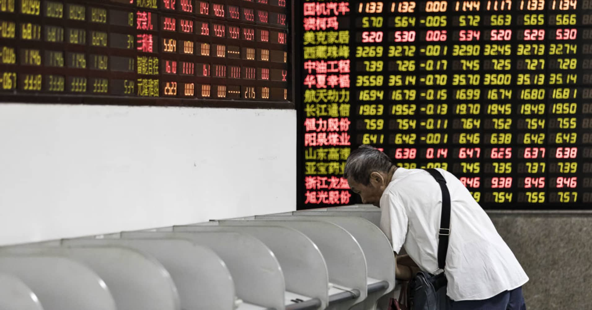 Markets in Asia close mostly higher after Caixin PMI beat forecasts
