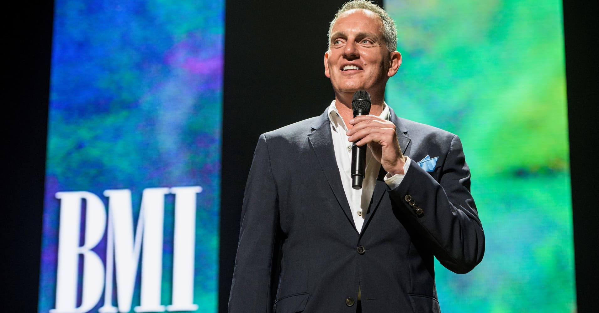 BMI President & CEO Mike O'Neill