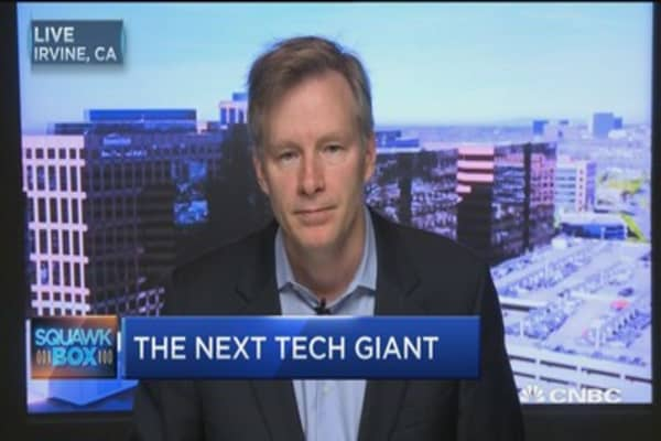 RBC Capital Markets' Mark Mahaney: Cleanest story in tech is Facebook