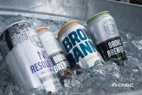 Bronx Brewery's Damian Brown on the business of craft beer