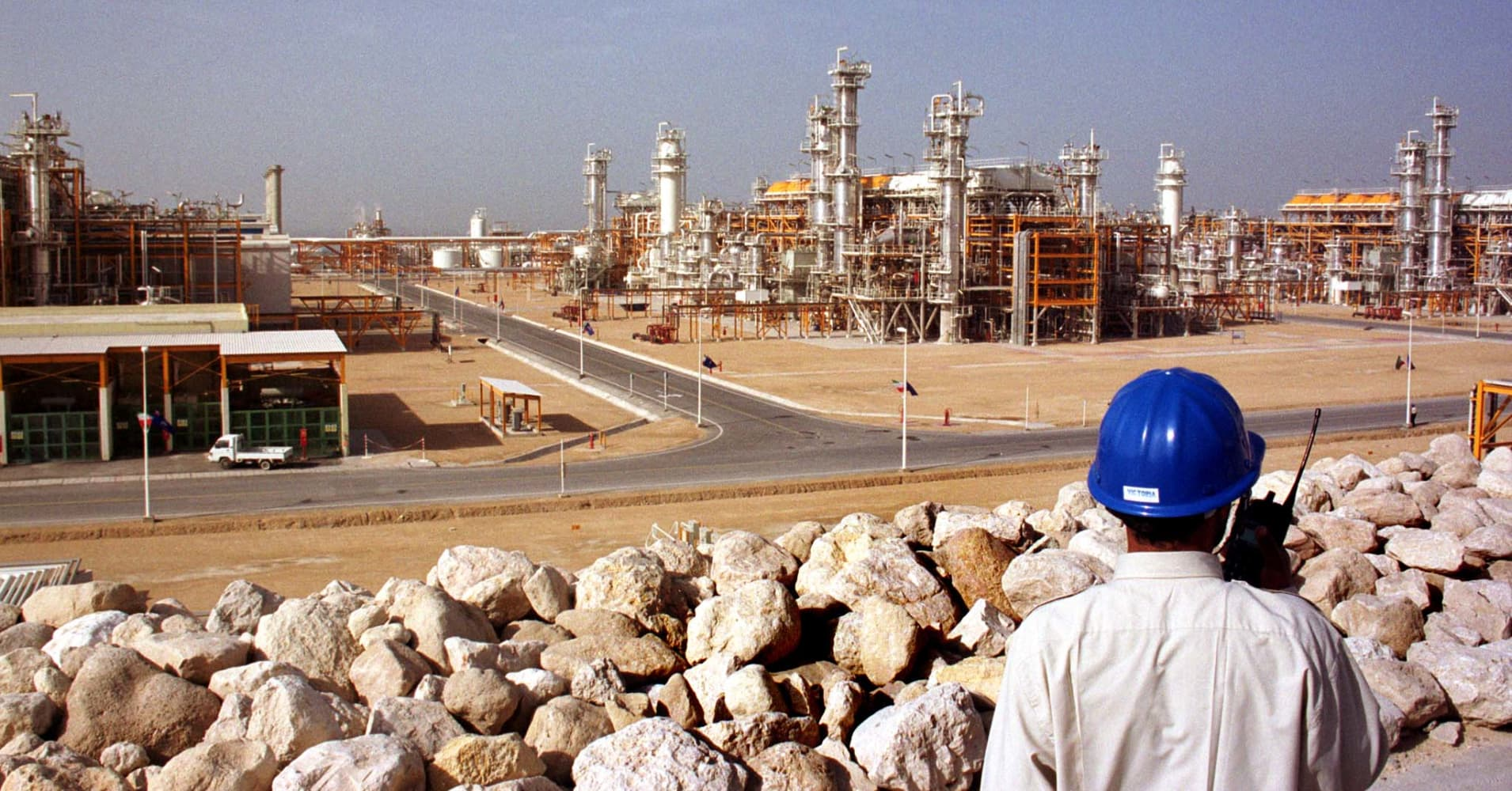 Iran says China's CNPC replacing France's Total in gas project