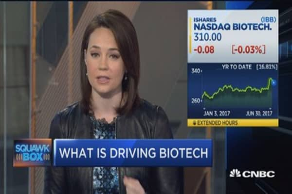 Catalysts for the biotech sector in the second half