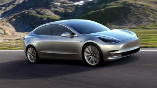 Tesla vs under armour