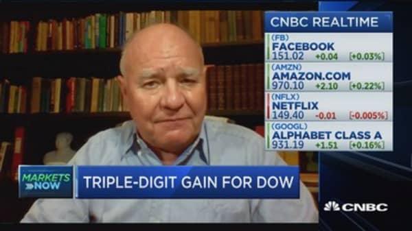 Marc Faber: FANG stocks appear 'quite vulnerable'