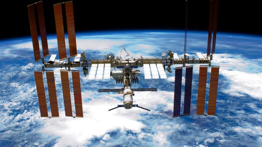 Since last decade, NASA has turned repeatedly to Colorado companies to produce the technology it needs to not only send astronauts on new lunar missions but also to Mars and into the depths of space. Above, the International Space Station.