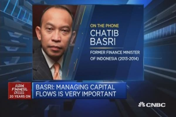 Asian financial crisis: Where does Indonesia stand today?