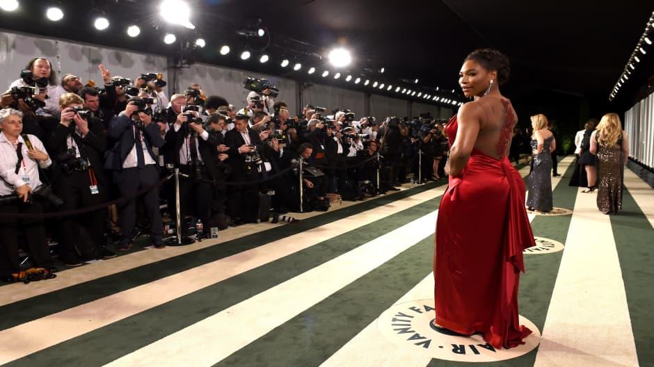The different ways tennis superstar Serena Williams has branded herself