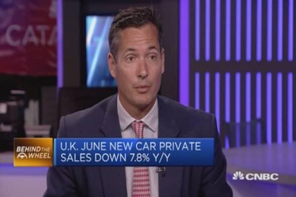 Car expert says Volkswagen Group should break up