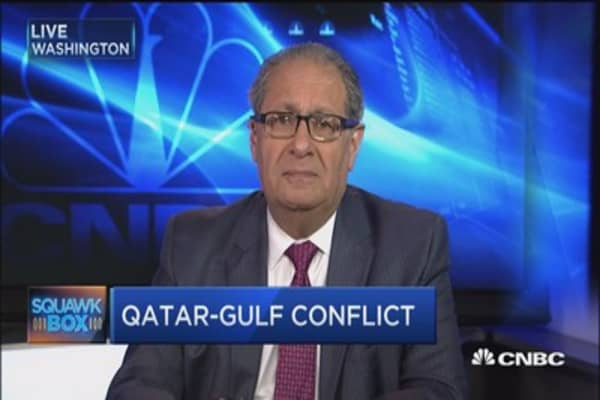 AMIDEAST's Theodore Kattouf: What's next for Qatar