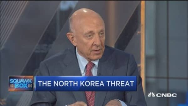 Former CIA Director James Woolsey: North Korea has been able to hit power grid for several years
