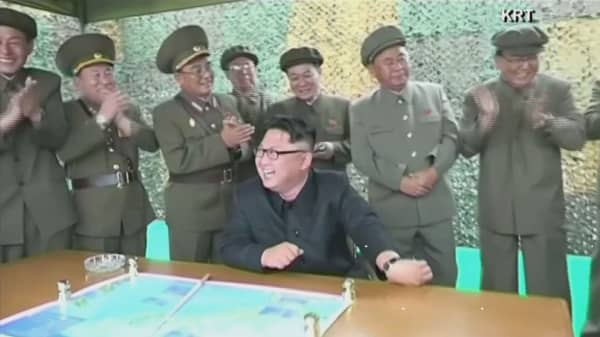 North Korea vows more 'gift packages' of missile tests for US