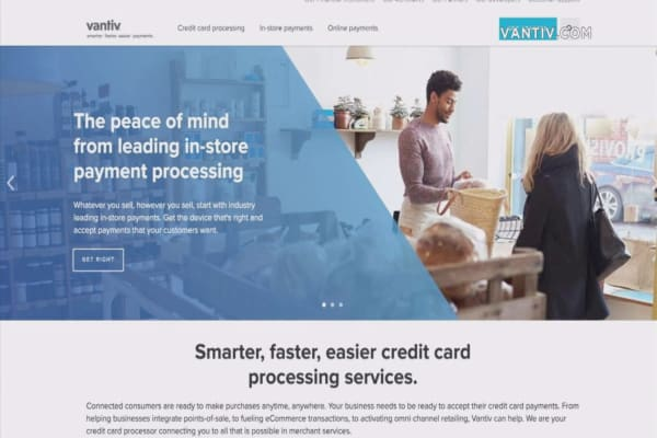 Credit technology firm Vantiv to merge with Worldpay in $9.94 billion deal