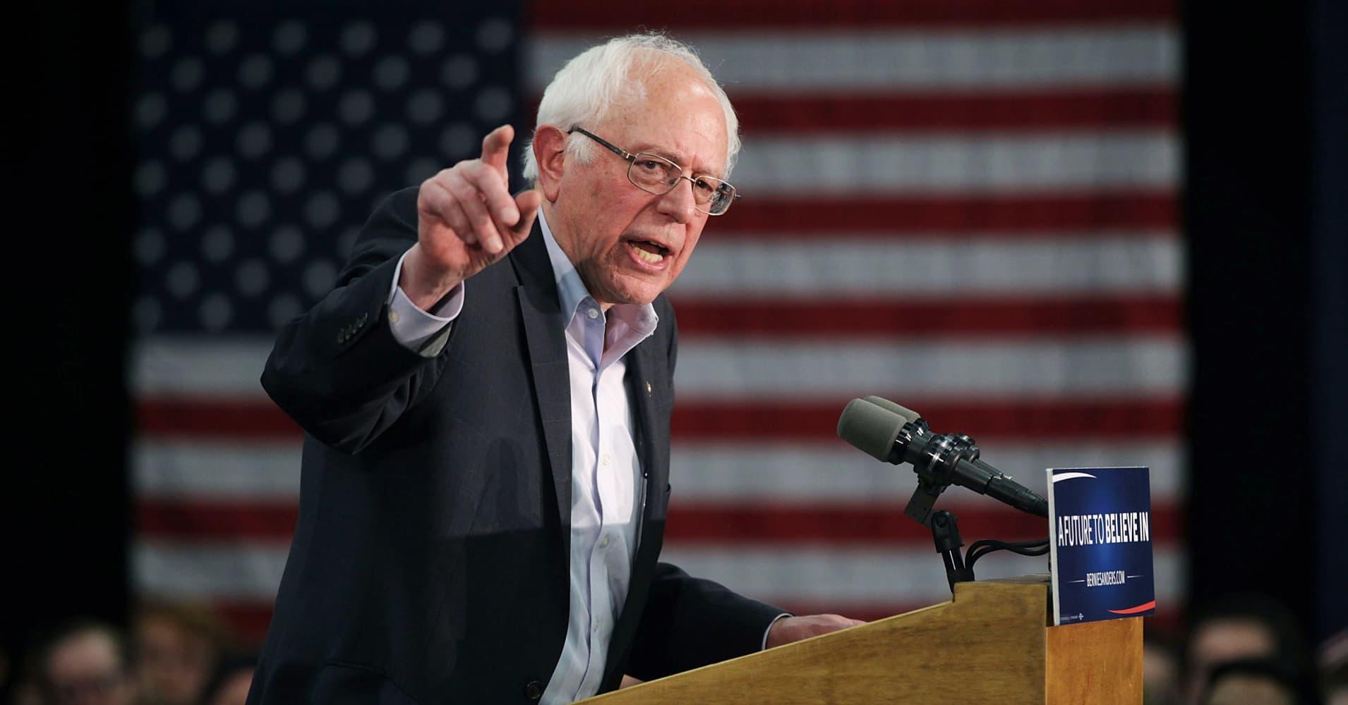 Looks like Bernie Sanders is running for president again, despite big warning signs
