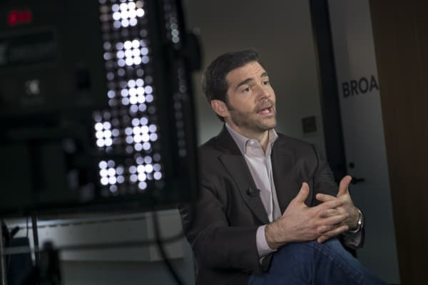 Jeff Weiner, chief executive officer of LinkedIn