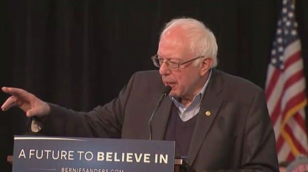 Bernie Sanders is the Democrats' real 2020 frontrunner