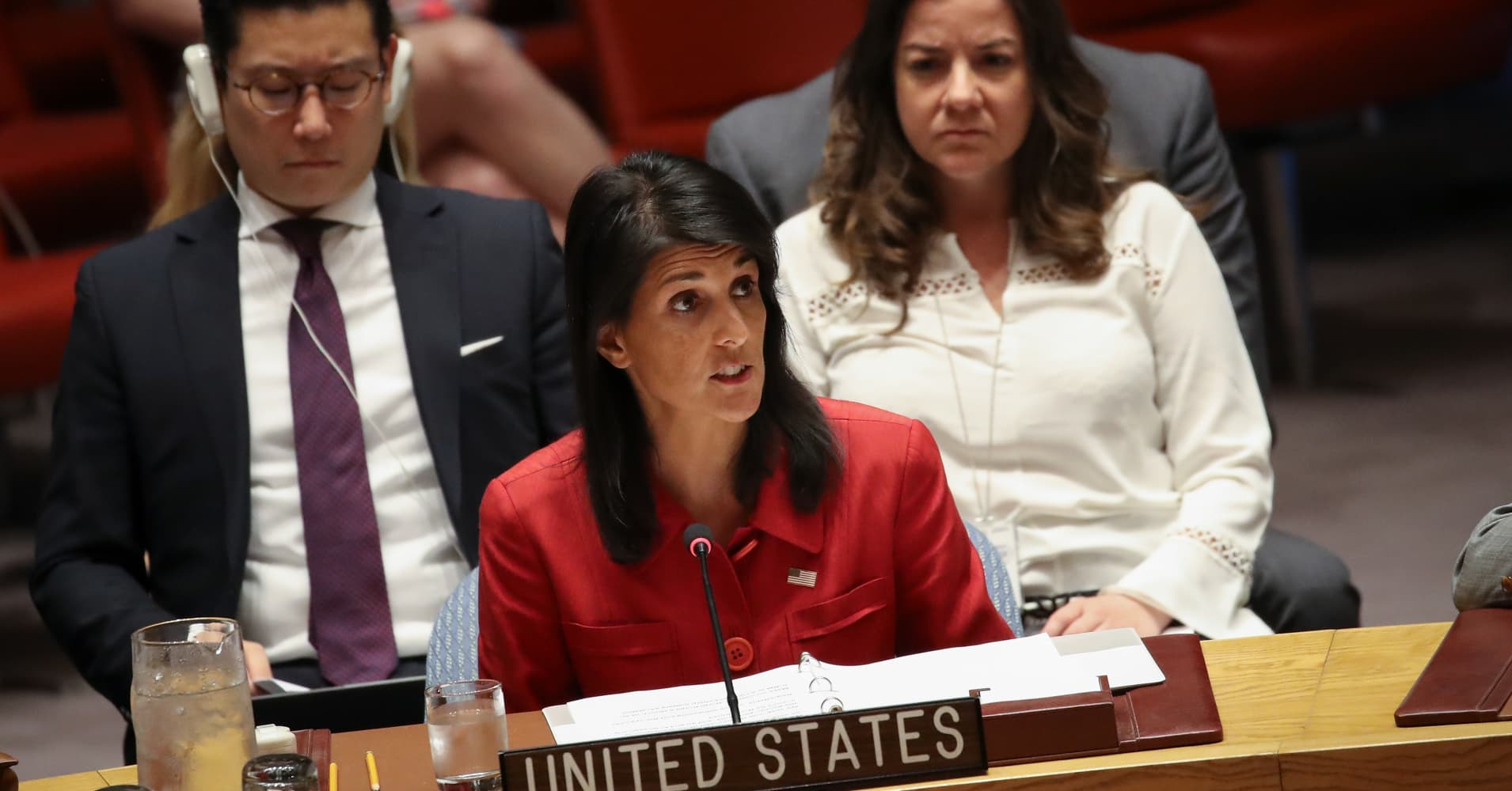 UN Security Council wastes no time, plans to meet late Tuesday to discuss North Korea missile launch