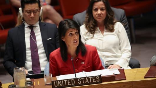UN Security Council unanimously votes to step up sanctions against North Korea
