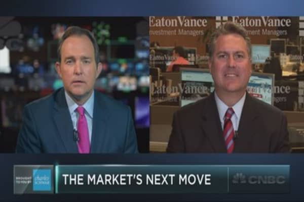 Eaton Vance's Perkin on retail opportunities & risks