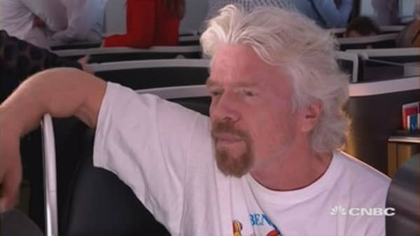 Brexit was terrible, terrible mistake: Richard Branson