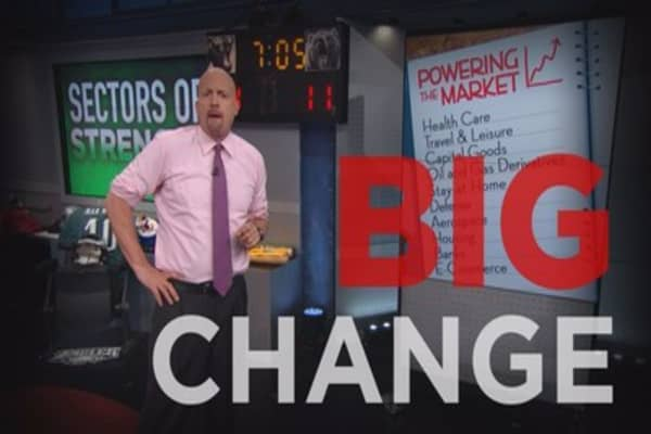Cramer Remix: Don't roll your eyes at this massive market-moving trend