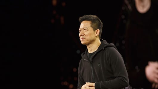 Court freezes part of LeEco founder assets